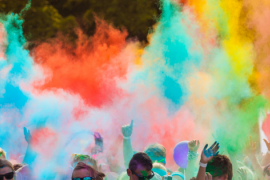 Attend the Decker Prairie Elementary Color Run