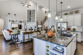 Woodtrace Village Builders Model Home
