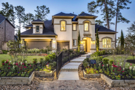 Woodtrace Village Builders 85' Model Home