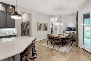 M/I Homes at Woodtrace Dining Room