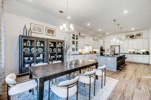 Village Builders at Woodtrace Dining/Kitchen