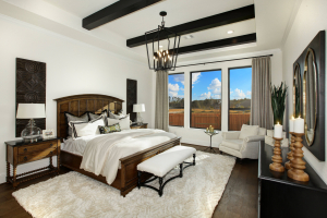 Drees at Woodtrace Master Bedroom