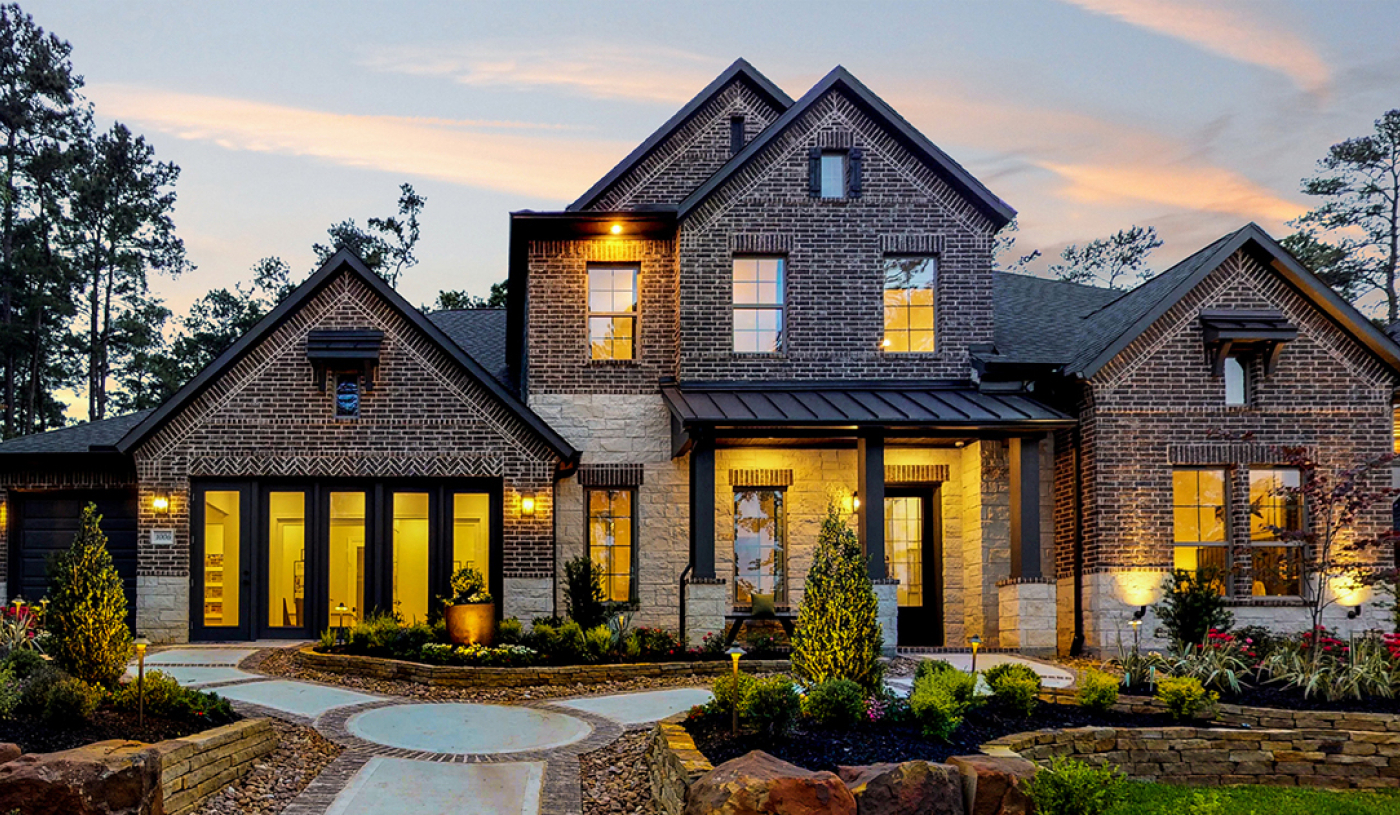 New Home Builders In Tomball Woodtrace