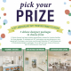 J. Patrick Homes Pick Your Prize