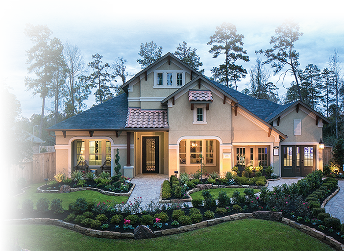 New Homes in Tomball, Texas